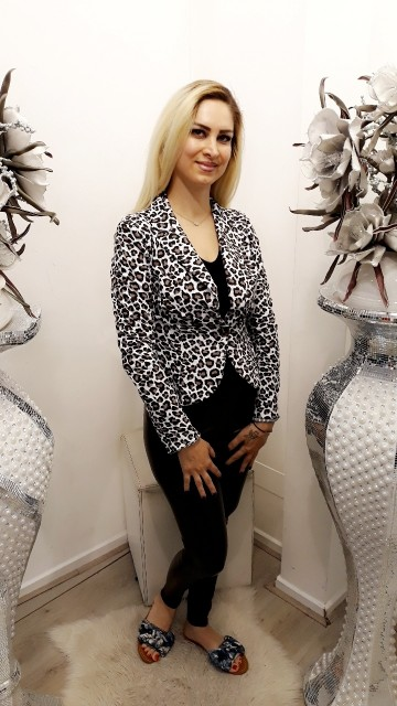 Blazer cheetah