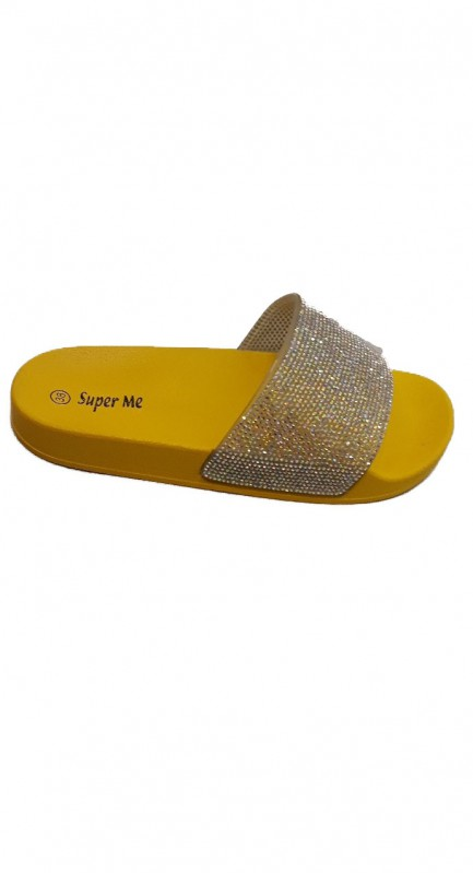 Gele Slippers