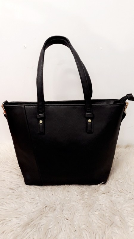 Basic Black Handbag