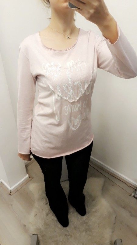 Soft Pink top