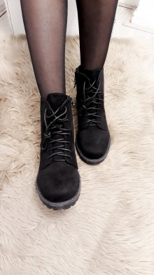 Basic Black Ankle Boots