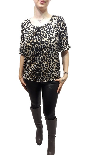 Jaguar Blouse