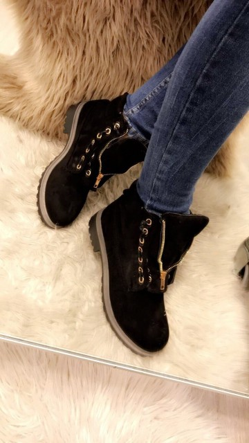 Stoere urban boots