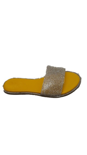 Gele Slipper