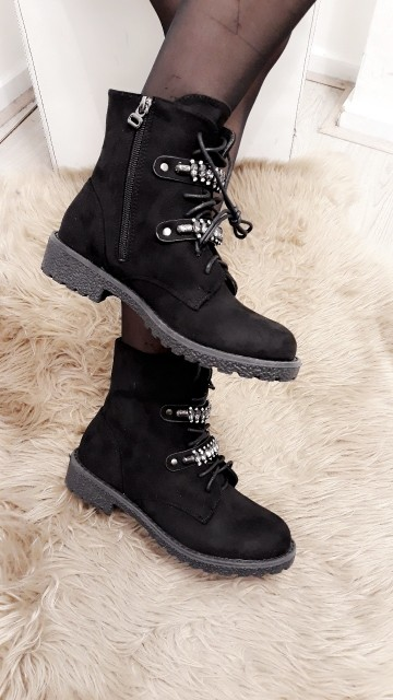 Diamond Winter Boots