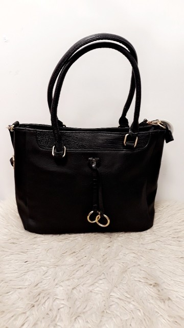 Golden Ring Bag