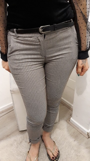 Tight Fitted Pants