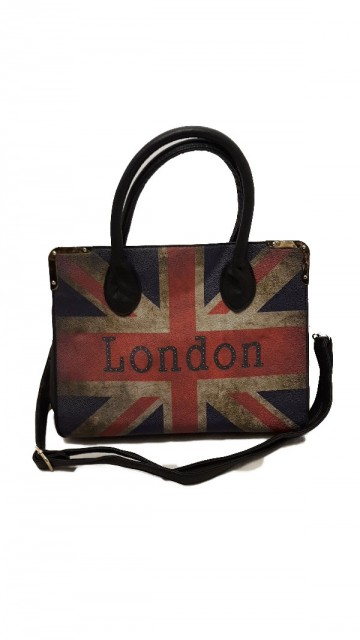 London Tas Zwart